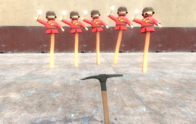 TF2 Soldier Plushie For Garry's Mod Image 1