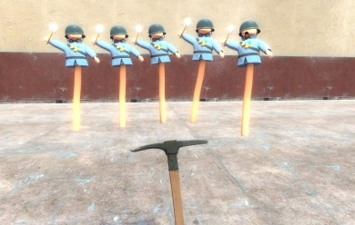 TF2 Soldier Plushie For Garry's Mod Image 2