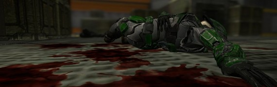 Halo Reach Blood