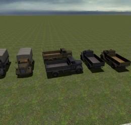 wwii_bonus_vehicles.zip For Garry's Mod Image 1