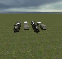 wwii_bonus_vehicles.zip For Garry's Mod Image 2