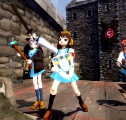 gmod-haruhipack0point5.zip For Garry's Mod Image 2