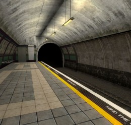 gm_piccadillyline.zip For Garry's Mod Image 1