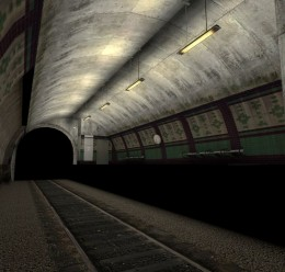 gm_piccadillyline.zip For Garry's Mod Image 2