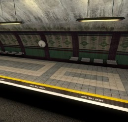 gm_piccadillyline.zip For Garry's Mod Image 3