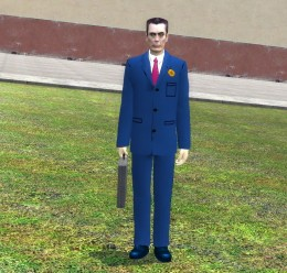 G-Man Wright For Garry's Mod Image 1