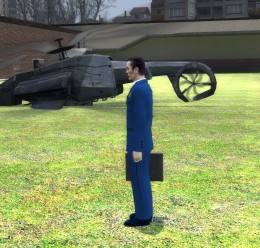 G-Man Wright For Garry's Mod Image 2