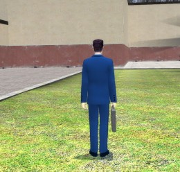 G-Man Wright For Garry's Mod Image 3