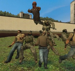 CS:GO | Seal Team 6 & Leet For Garry's Mod Image 2