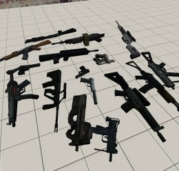my_new_airsoft_pack_ver.2.zip For Garry's Mod Image 1