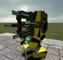 Smallest Turret EVR.zip For Garry's Mod Image 1