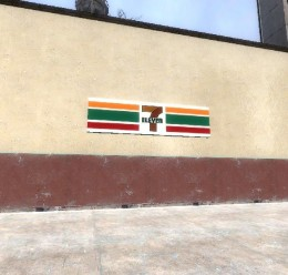 7-11_front_sign.zip For Garry's Mod Image 1