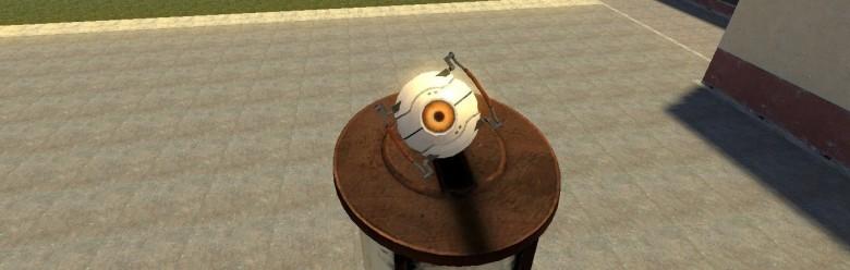 Curiosity Core E2 V1 For Garry's Mod Image 1