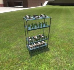 health_rack.zip For Garry's Mod Image 1