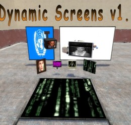 dynamic_screens_1.1.zip For Garry's Mod Image 1