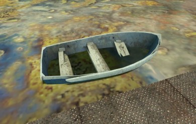 Mini Boat.zip For Garry's Mod Image 2
