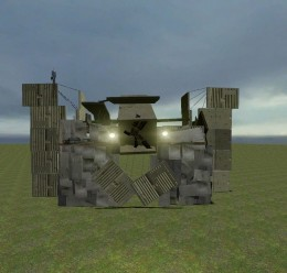 megaton_functional_gate_final. For Garry's Mod Image 1