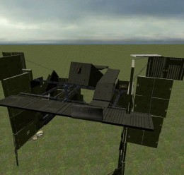 megaton_functional_gate_final. For Garry's Mod Image 2