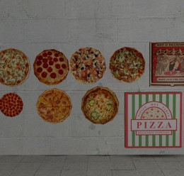 Pizza Pack 01 For Garry's Mod Image 2