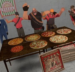 Pizza Pack 01 For Garry's Mod Image 3