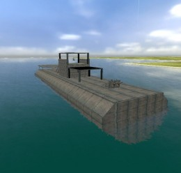 alex_c's_sinkable_cruiser.zip For Garry's Mod Image 1