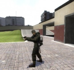 beat_the_zombie_playermodel___ For Garry's Mod Image 2