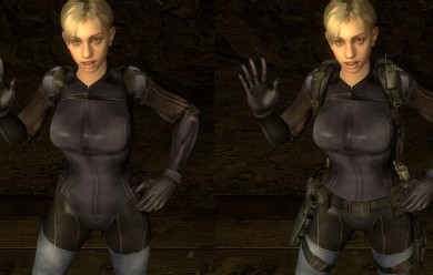 Jill Valentine Battlesuit For Garry's Mod Image 1