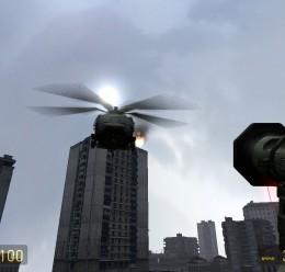 hl2_heli_blackhawk_replacement For Garry's Mod Image 2