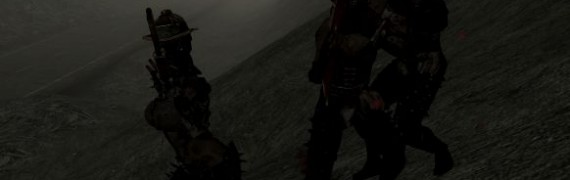 Fallout 3 Raider NPCs