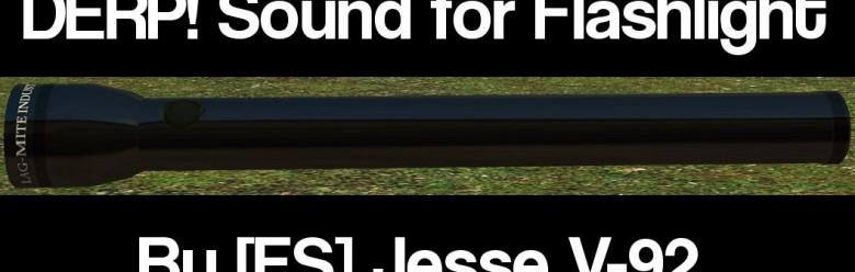 Derp Flashlight Sound For Garry's Mod Image 1