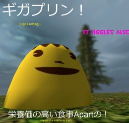 giga_pudding.zip For Garry's Mod Image 1
