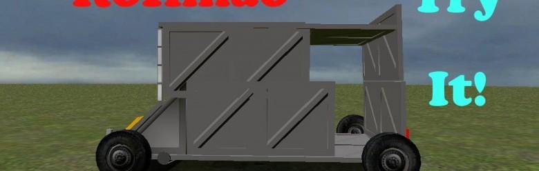 driveable_phx_car.zip For Garry's Mod Image 1