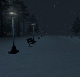 snowy_night.zip For Garry's Mod Image 1