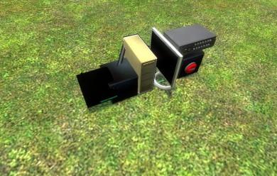 Battle Computer.zip For Garry's Mod Image 1