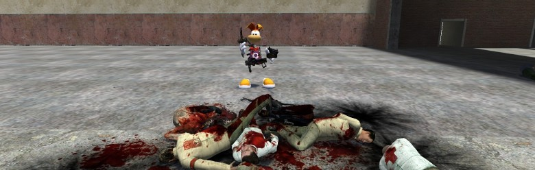 3401_rayman.zip For Garry's Mod Image 1