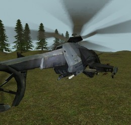flyable_helicopter_from_hl2.zi For Garry's Mod Image 2