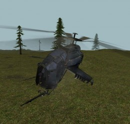 flyable_helicopter_from_hl2.zi For Garry's Mod Image 3