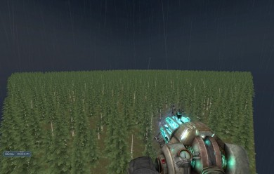 forest_rain.zip For Garry's Mod Image 1
