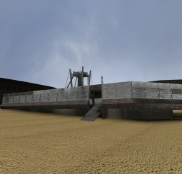 gm_whiskey_outpost_final.zip For Garry's Mod Image 1