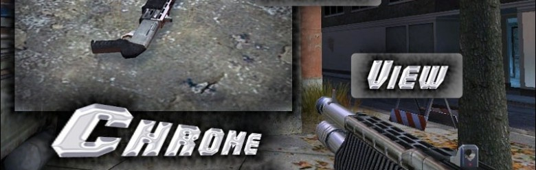 chromeshotgun.zip For Garry's Mod Image 1