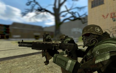 Riot Gear For Garry's Mod Image 1