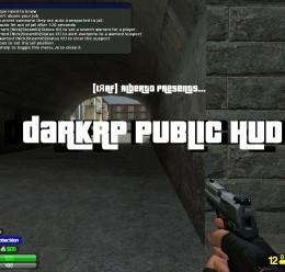 darkrp_public_hud_1.0.zip For Garry's Mod Image 1