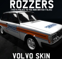rozzersvolvo.zip For Garry's Mod Image 1