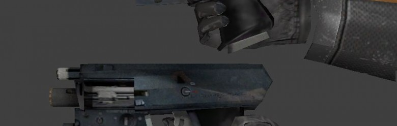 Combine Pistol For Garry's Mod Image 1