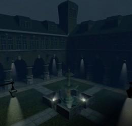 gm_monastery_night.zip For Garry's Mod Image 2