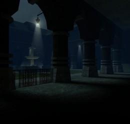 gm_monastery_night.zip For Garry's Mod Image 3