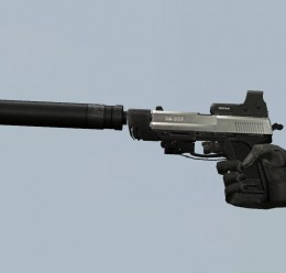 (BC) Tactical Pistol HEXED For Garry's Mod Image 1