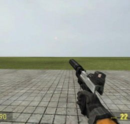 (BC) Tactical Pistol HEXED For Garry's Mod Image 2