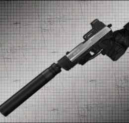 (BC) Tactical Pistol HEXED For Garry's Mod Image 3