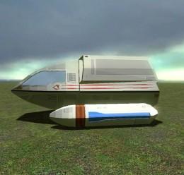 star_treck_enterprise_transpot For Garry's Mod Image 1